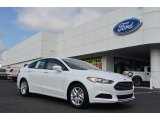 2013 Oxford White Ford Fusion SE 1.6 EcoBoost #82638438
