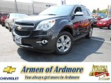 2013 Tungsten Metallic Chevrolet Equinox LTZ AWD #82638496