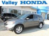 2010 Polished Metal Metallic Honda CR-V EX AWD #82638373
