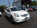 2013 Pearl White Nissan Rogue S AWD #82638674