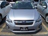 2012 Ice Silver Metallic Subaru Impreza 2.0i Limited 4 Door #82638672