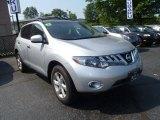 2010 Brilliant Silver Metallic Nissan Murano SL AWD #82638669