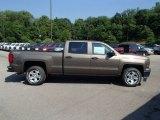 2014 Brownstone Metallic Chevrolet Silverado 1500 LT Crew Cab 4x4 #82638466