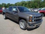2014 Chevrolet Silverado 1500 Brownstone Metallic