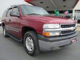 2004 Sport Red Metallic Chevrolet Tahoe LS 4x4 #82638593