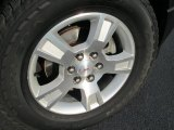 GMC Acadia 2009 Wheels and Tires