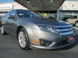 2011 Sterling Grey Metallic Ford Fusion SEL #82638590