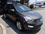 2013 Cabo Bronze Hyundai Santa Fe Sport 2.0T AWD #82638748