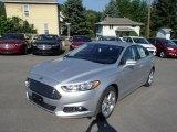 2013 Ingot Silver Metallic Ford Fusion SE 2.0 EcoBoost #82638693