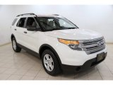 2011 White Suede Ford Explorer 4WD #82638630