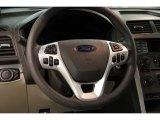 2011 Ford Explorer 4WD Steering Wheel