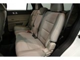 2011 Ford Explorer 4WD Rear Seat