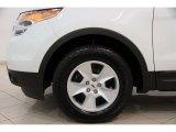 2011 Ford Explorer 4WD Wheel