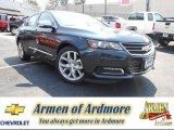 2014 Blue Ray Metallic Chevrolet Impala LTZ #82638505