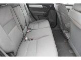 2011 Honda CR-V LX Rear Seat
