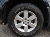 Nissan Pathfinder 2012 Wheels and Tires
