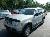 2005 Ford Explorer Silver Birch Metallic