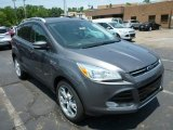 2014 Sterling Gray Ford Escape Titanium 2.0L EcoBoost 4WD #82672706