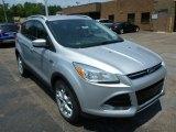 2014 Ingot Silver Ford Escape Titanium 2.0L EcoBoost 4WD #82672705