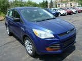 2014 Deep Impact Blue Ford Escape S #82672704