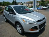 2014 Ingot Silver Ford Escape S #82672703