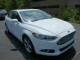 2013 Oxford White Ford Fusion SE 1.6 EcoBoost #82672701