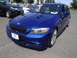 2009 Montego Blue Metallic BMW 3 Series 335i Sedan #82672507