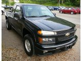 2005 Chevrolet Colorado LS Extended Cab 4x4 Data, Info and Specs