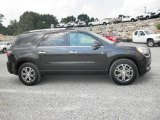 2013 Carbon Black Metallic GMC Acadia SLT #82673179