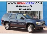 2009 Dark Blue Metallic Chevrolet Tahoe LS 4x4 #82673055
