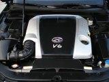 2009 Hyundai Genesis Engines