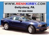 2011 Kona Blue Metallic Ford Mustang V6 Coupe #82673054