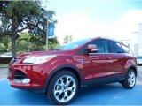 2014 Ruby Red Ford Escape Titanium 2.0L EcoBoost #82672671