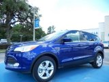 2014 Deep Impact Blue Ford Escape SE 2.0L EcoBoost #82672669
