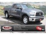 2010 Slate Gray Metallic Toyota Tundra Double Cab 4x4 #82672487