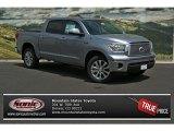 2013 Silver Sky Metallic Toyota Tundra Platinum CrewMax 4x4 #82672485
