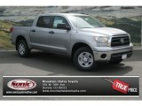 2013 Silver Sky Metallic Toyota Tundra CrewMax 4x4 #82672483