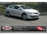 2013 Classic Silver Metallic Toyota Camry SE #82672476