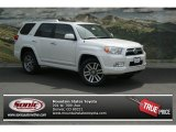 2013 Blizzard White Pearl Toyota 4Runner Limited 4x4 #82672463