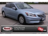 2012 Celestial Blue Metallic Honda Accord LX Sedan #82672785