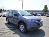 2013 Twilight Blue Metallic Honda CR-V LX AWD #82673131