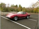 Chevrolet Corvette 1971 Data, Info and Specs