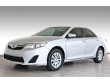 2013 Classic Silver Metallic Toyota Camry LE #82732559