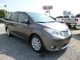 2011 Predawn Gray Mica Toyota Sienna Limited AWD #82732339