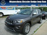 2014 Granite Crystal Metallic Jeep Grand Cherokee Limited 4x4 #82732012