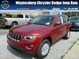 2014 Deep Cherry Red Crystal Pearl Jeep Grand Cherokee Laredo 4x4 #82732011