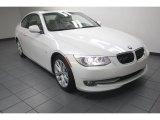 2013 Mineral White Metallic BMW 3 Series 328i Coupe #82732117