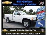 2013 Summit White Chevrolet Silverado 1500 Work Truck Regular Cab #82732438