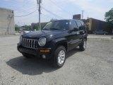2002 Black Jeep Liberty Limited 4x4 #82732534