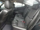 2006 Pontiac Grand Prix GXP Sedan Rear Seat